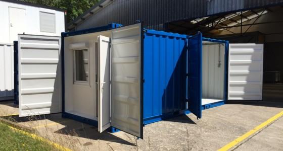 Container Bureau-stockage (2)