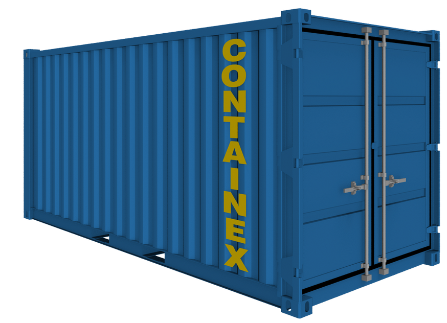 Container entreposage